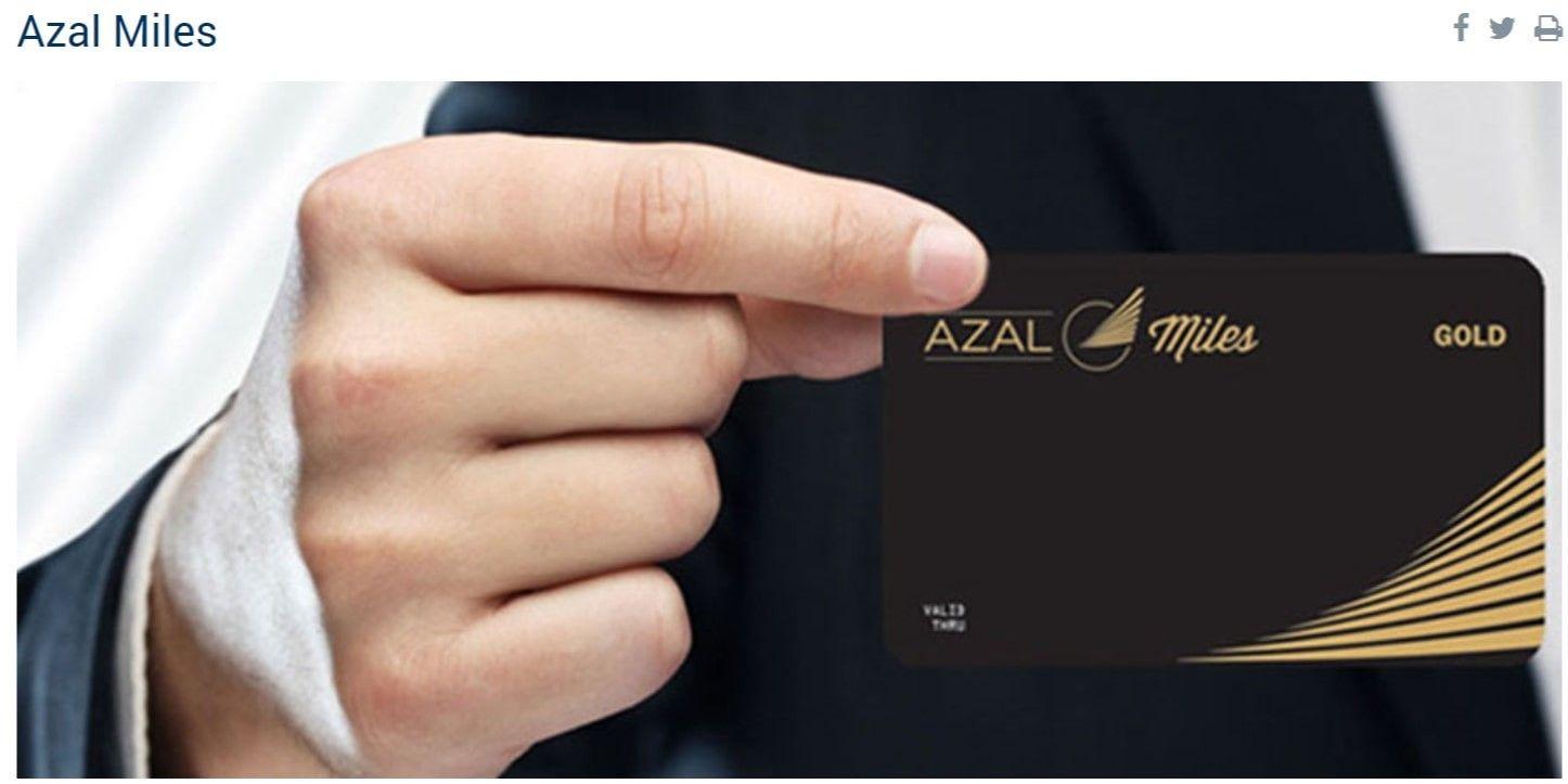 Azerbaijan Airlines spend program that helps in building customer loyalty