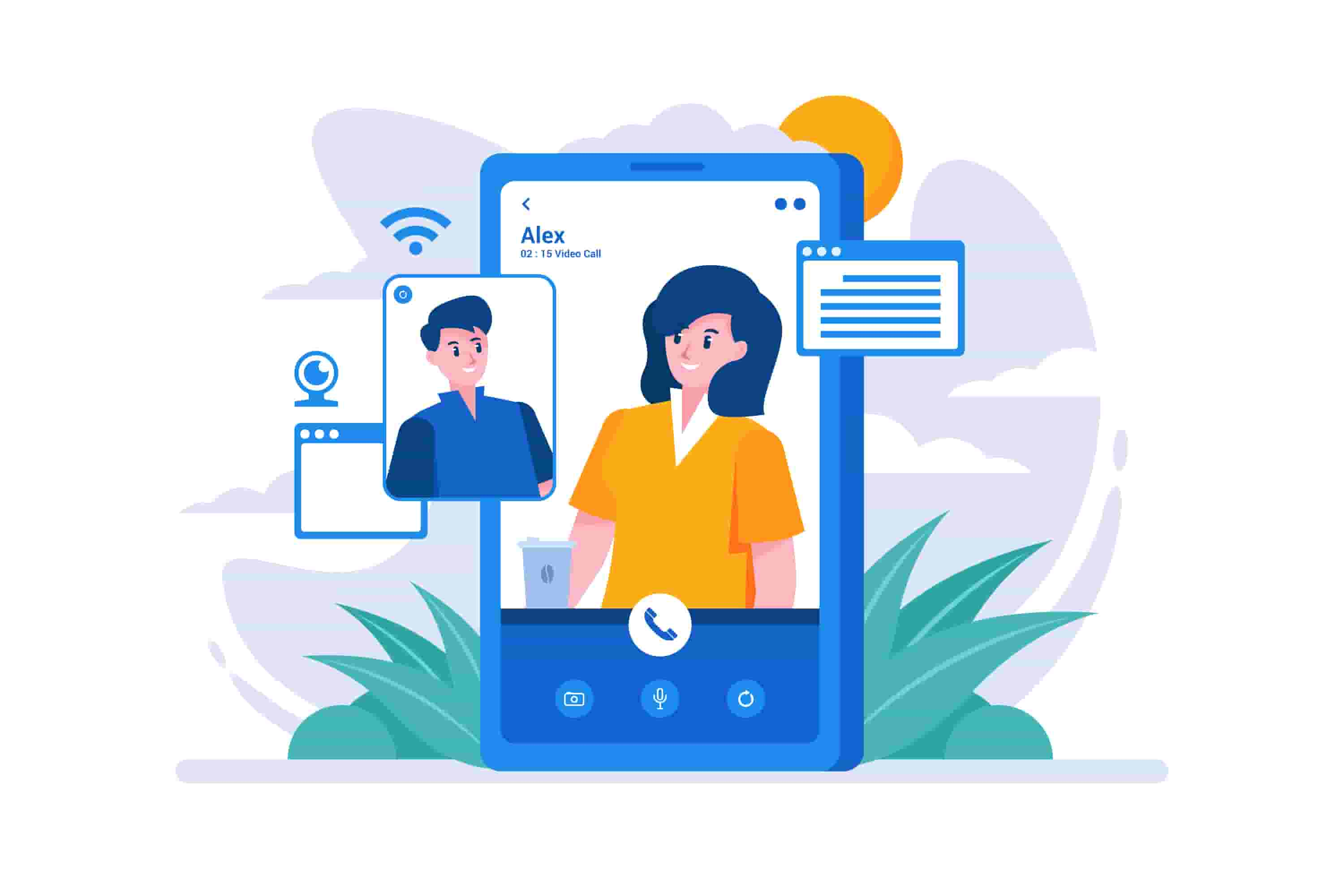 Use tools to enhance remote work collaboration