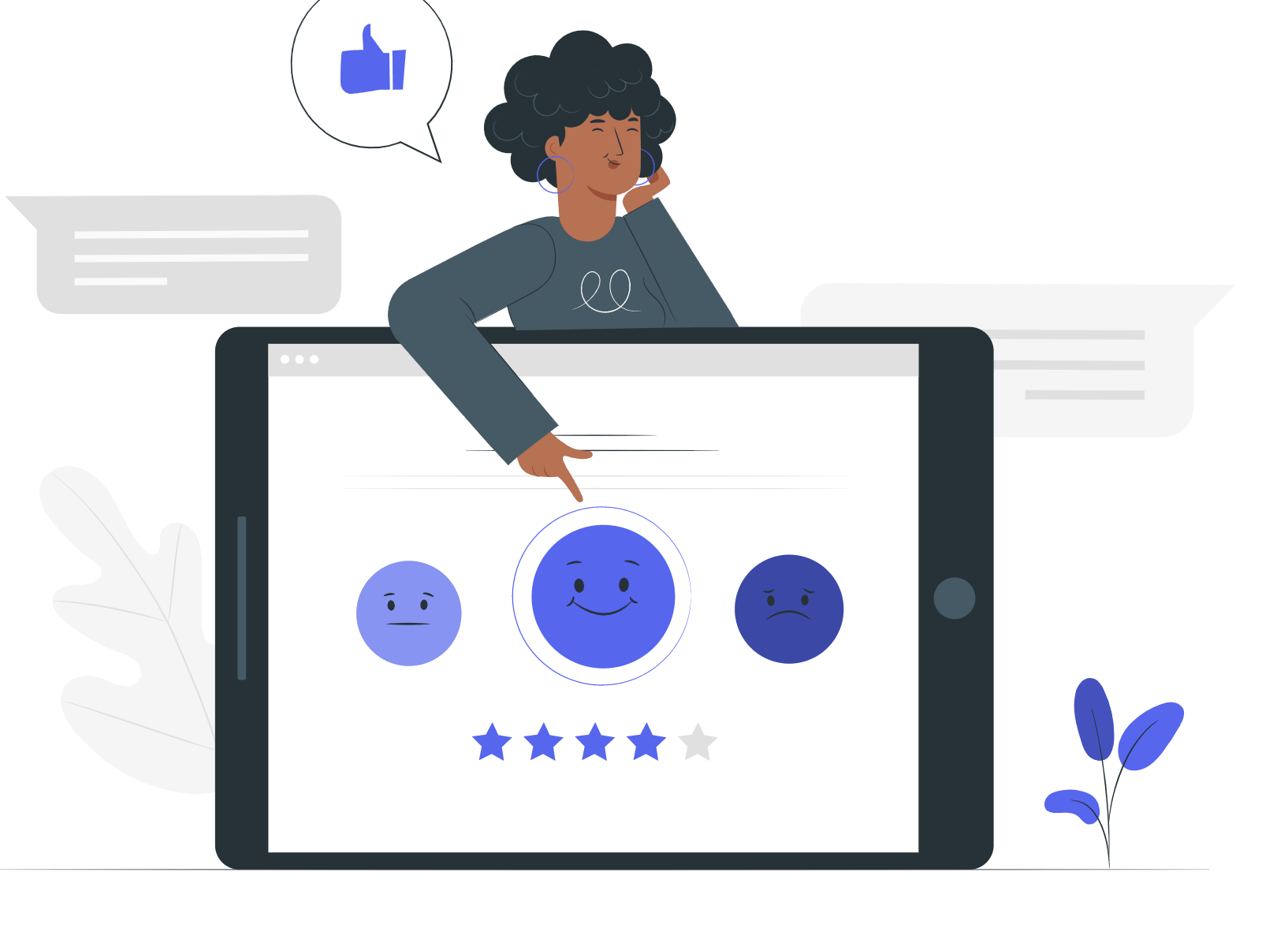 provide best customer service and experience as it affects customer loyalty and satisfaction. Satisfied customers are more likley to spend more