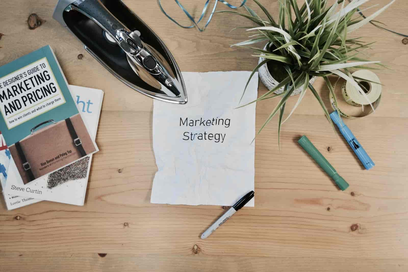 how to create a marketing strategy, developing a marketing strategy
