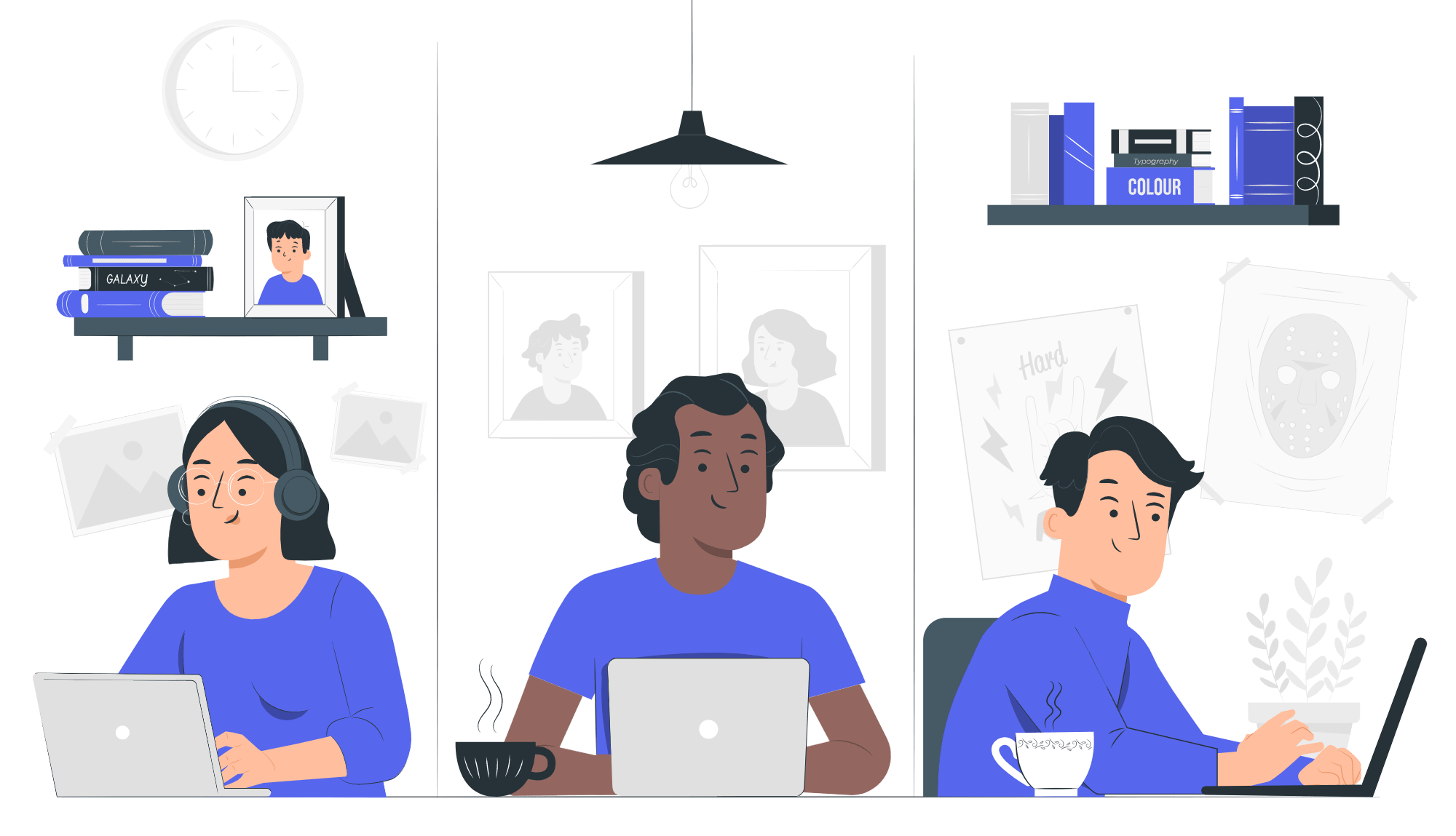 Webconferencing is one of the common types of meetings in an organization to collaborate with employees