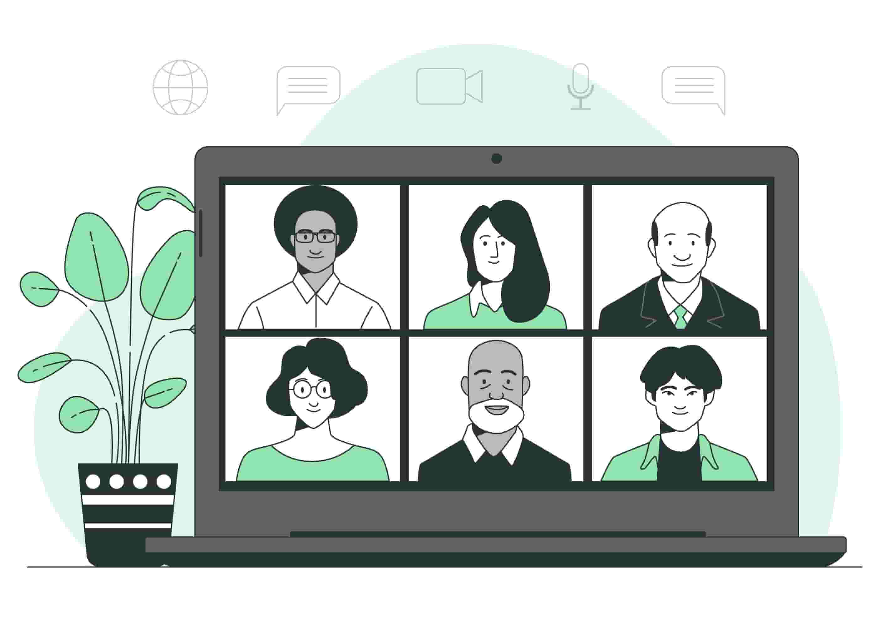 Use meeting enhancing tech for improved meeting productivity.