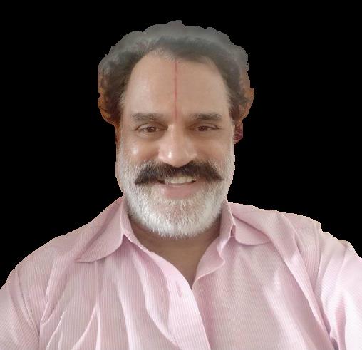 Srinath Rangaswamy Director & Strategy Head of DigitalBull GO