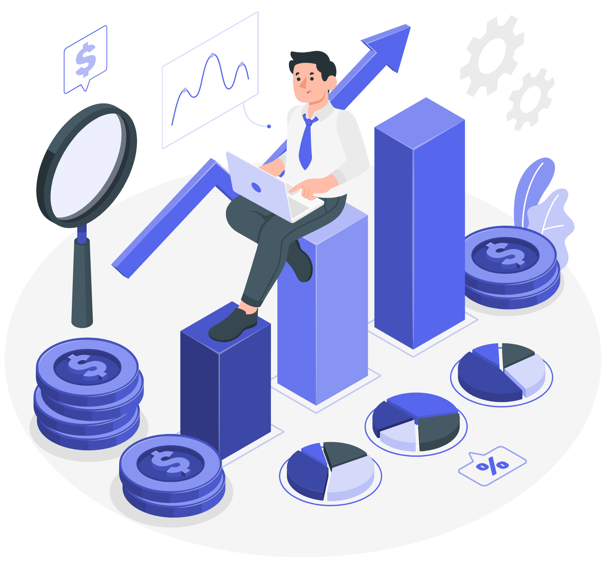 how to measure customer success roi: understand different metrics, gather data, and use tools to draw a trend or calculate roi